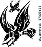 hawk   Shutterstock .eps vector #17005636