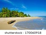 beach costa rica | Shutterstock . vector #170060918