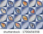 illustration modern graphic... | Shutterstock . vector #1700656558