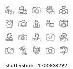 set of   mera related vector... | Shutterstock .eps vector #1700838292