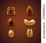 almond,appetizer,arachis,assorted,assortment,brown,cashew,collection,diet,dry,eat,edible,filbert,food,fresh