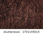 Close Up Of Fertile Loam For...