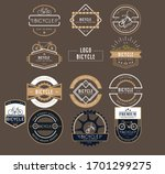 bicycle labels templates...