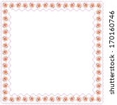 pattern for ornamental... | Shutterstock . vector #170160746