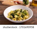 Typical Dish Of Italian Cuisine ...