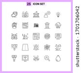 25 User Interface Line Pack Of...