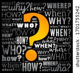 question mark   questions whose ...   Shutterstock .eps vector #1701755242