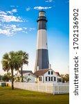 Tybee Island Light House Of...