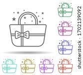 bag handbag woman multi color...
