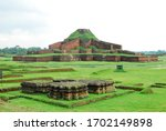Ruins Of The Buddhist Vihara At ...