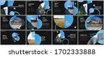 presentation design vector... | Shutterstock .eps vector #1702333888