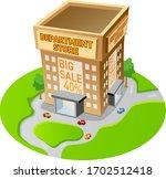 illustration of department...   Shutterstock .eps vector #1702512418