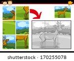 cartoon vector illustration of... | Shutterstock .eps vector #170255078
