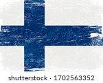 finland  finland flag  finland... | Shutterstock . vector #1702563352