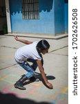 Yungay  Peru  August 8  2014 ...