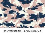 seamless vector brushstroke... | Shutterstock .eps vector #1702730725