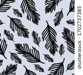 Seamless Pattern With A Bird...