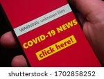 Covid 19 Fake News  Internet...