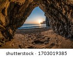 View From The Stone Cave On The ...