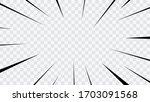 abstract comic book flash... | Shutterstock .eps vector #1703091568
