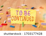 writing note showing to be... | Shutterstock . vector #1703177428