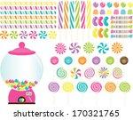 candyland | Shutterstock .eps vector #170321765