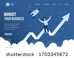 Boost Your Business Landing...