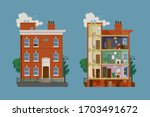 quality detailed vector... | Shutterstock .eps vector #1703491672