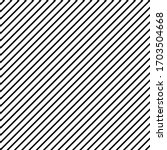 Diagonal Lines Pattern. Black...