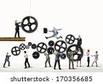 conceptual image of... | Shutterstock . vector #170356685