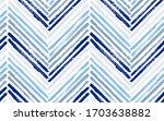 sketchy chevron interior print... | Shutterstock .eps vector #1703638882