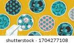 covid 19  coronavirus. vector... | Shutterstock .eps vector #1704277108