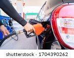 Refuel Cars At The Fuel Pump....