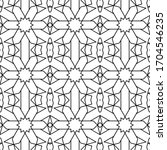 minimal islamic ornament...   Shutterstock .eps vector #1704546235