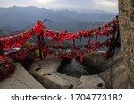 Huashan Mountain   Mount Hua Is ...