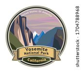Tunnel View Landscape  Yosemit...