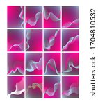 abstract background in shades... | Shutterstock .eps vector #1704810532