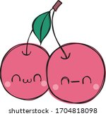 vector drawing sketch of... | Shutterstock .eps vector #1704818098