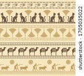A Seamless Pattern Based On The ...