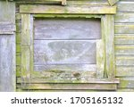 Boarded Up And Weathered  Close ...