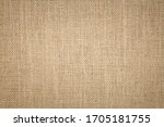 Brown Sackcloth Texture Or...