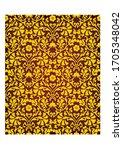 seamless texture  pattern ... | Shutterstock .eps vector #1705348042
