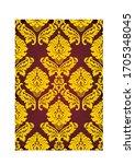 seamless texture  pattern ... | Shutterstock .eps vector #1705348045