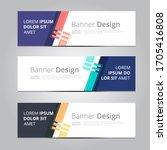 vector abstract design...   Shutterstock .eps vector #1705416808