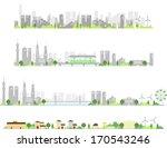 city | Shutterstock .eps vector #170543246
