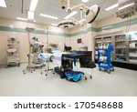 interior of operation room | Shutterstock . vector #170548688