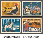 Big Top Tent Circus  Chapiteau...