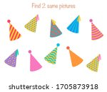 find the same pictures  ... | Shutterstock .eps vector #1705873918