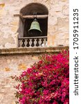 Old Spanish Mission Bell Tower...