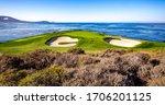 Pebble Beach Golf Course ...